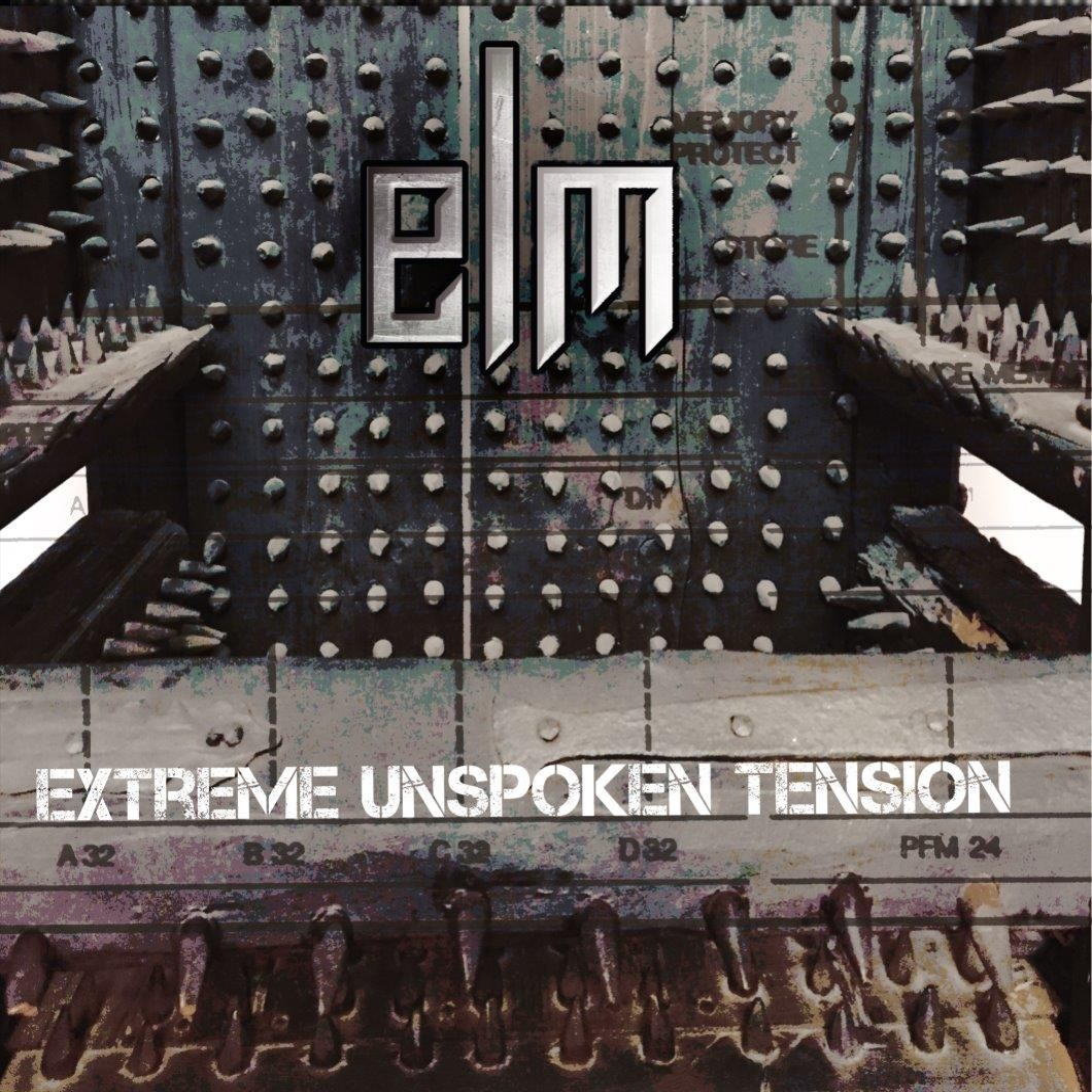 Elm - Extreme Unspoken Tension - CD