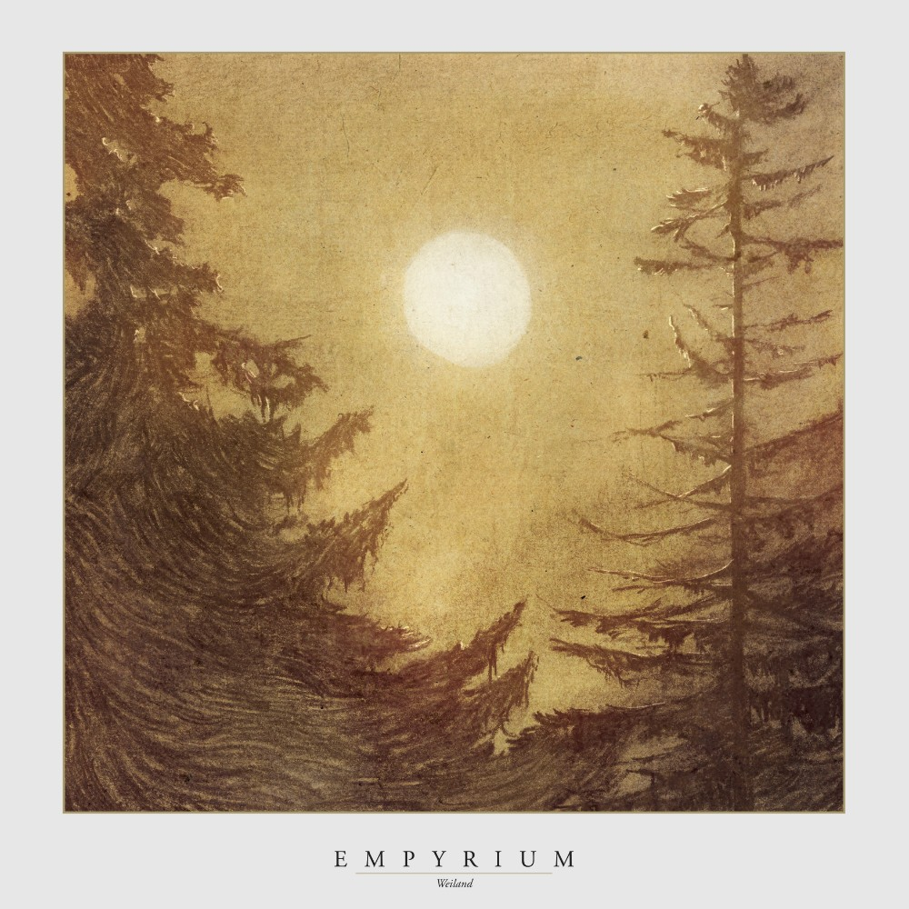 Empyrium - Weiland - 2LP