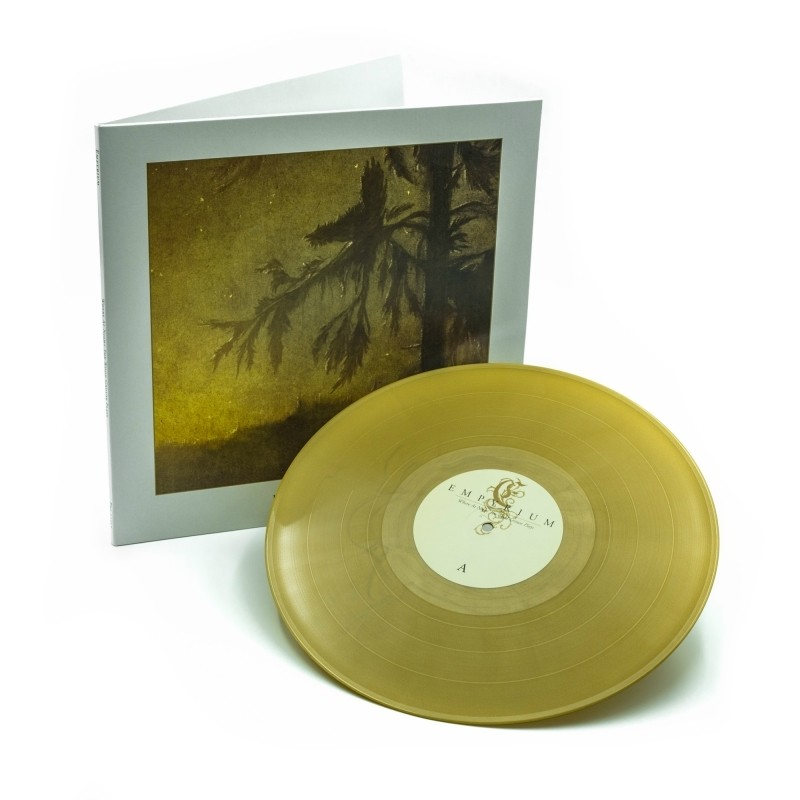 Empyrium - Where At Night The Wood Grouse Plays (Limited Gold Vinyl) - LP