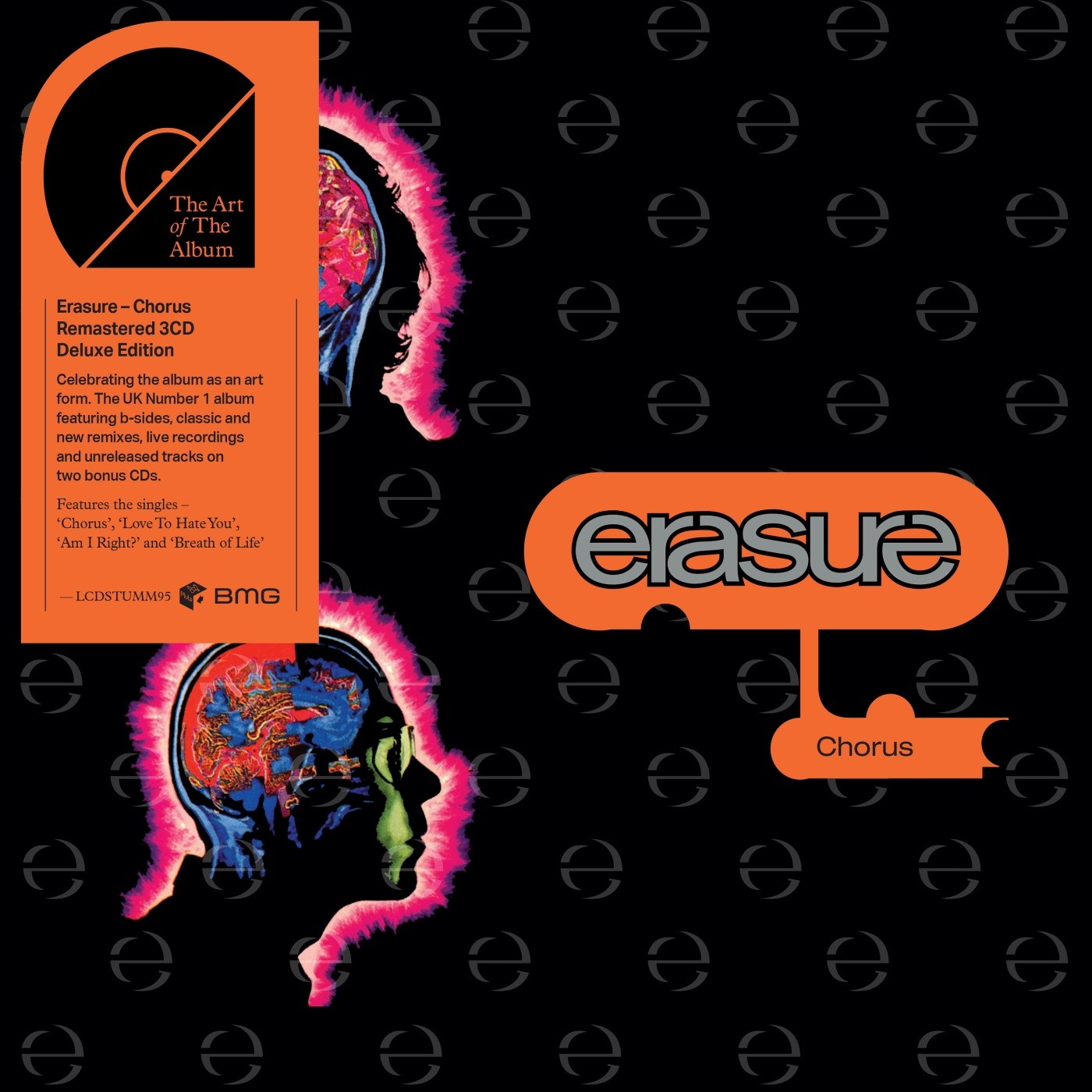 Erasure - Chorus (3CD Deluxe Edition) - 3CD