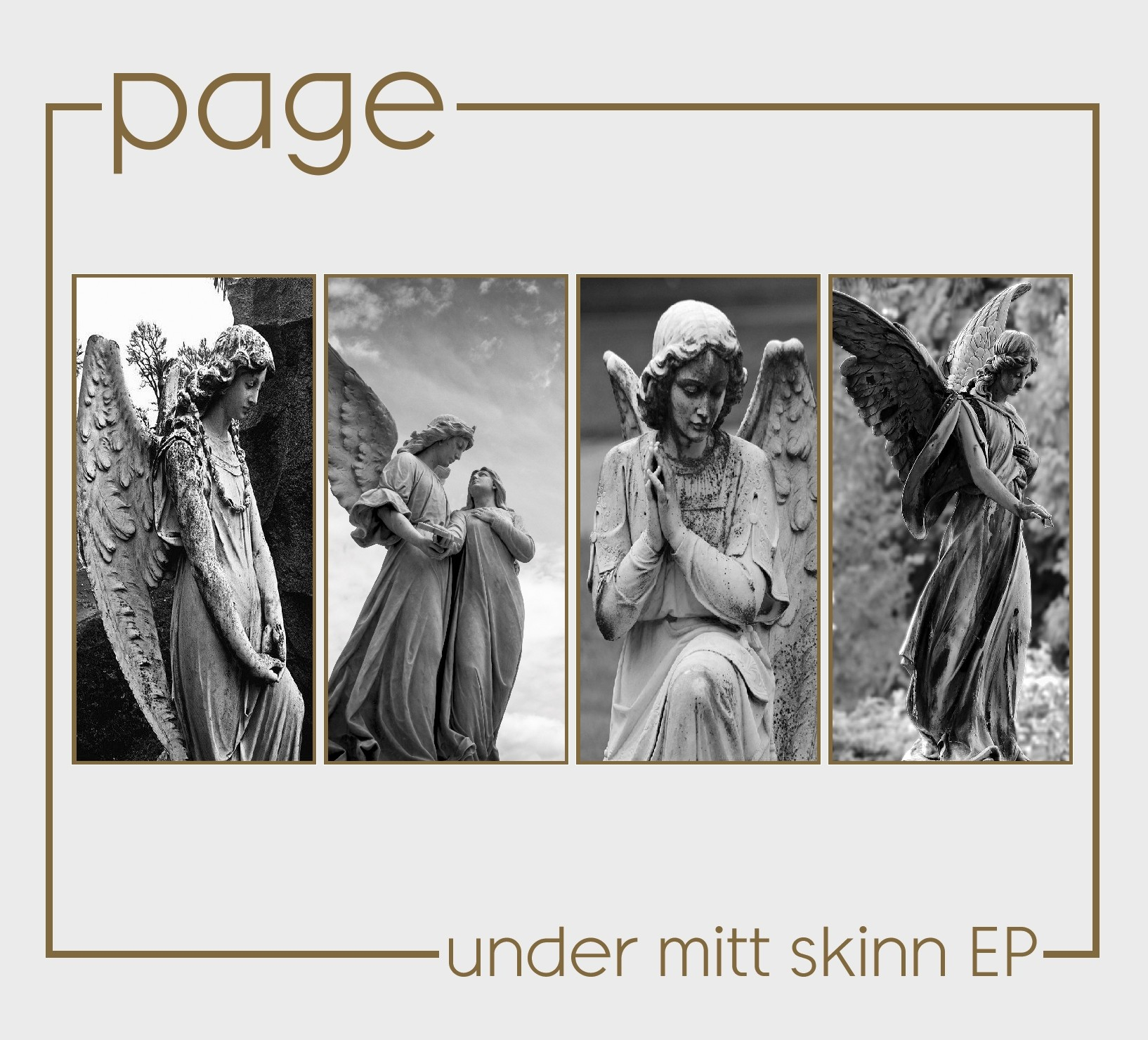 Page - Under mitt skinn (Limited Edition) - CD EP