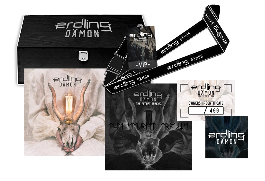 Erdling - Dämon (Limited Edition) - BOX