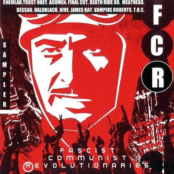 V.A. - Fascist Communist Revolutionaries - CD