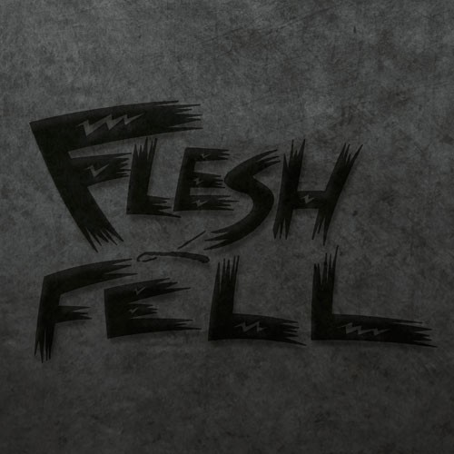 Flesh & Fell - Flesh & Fell - CD