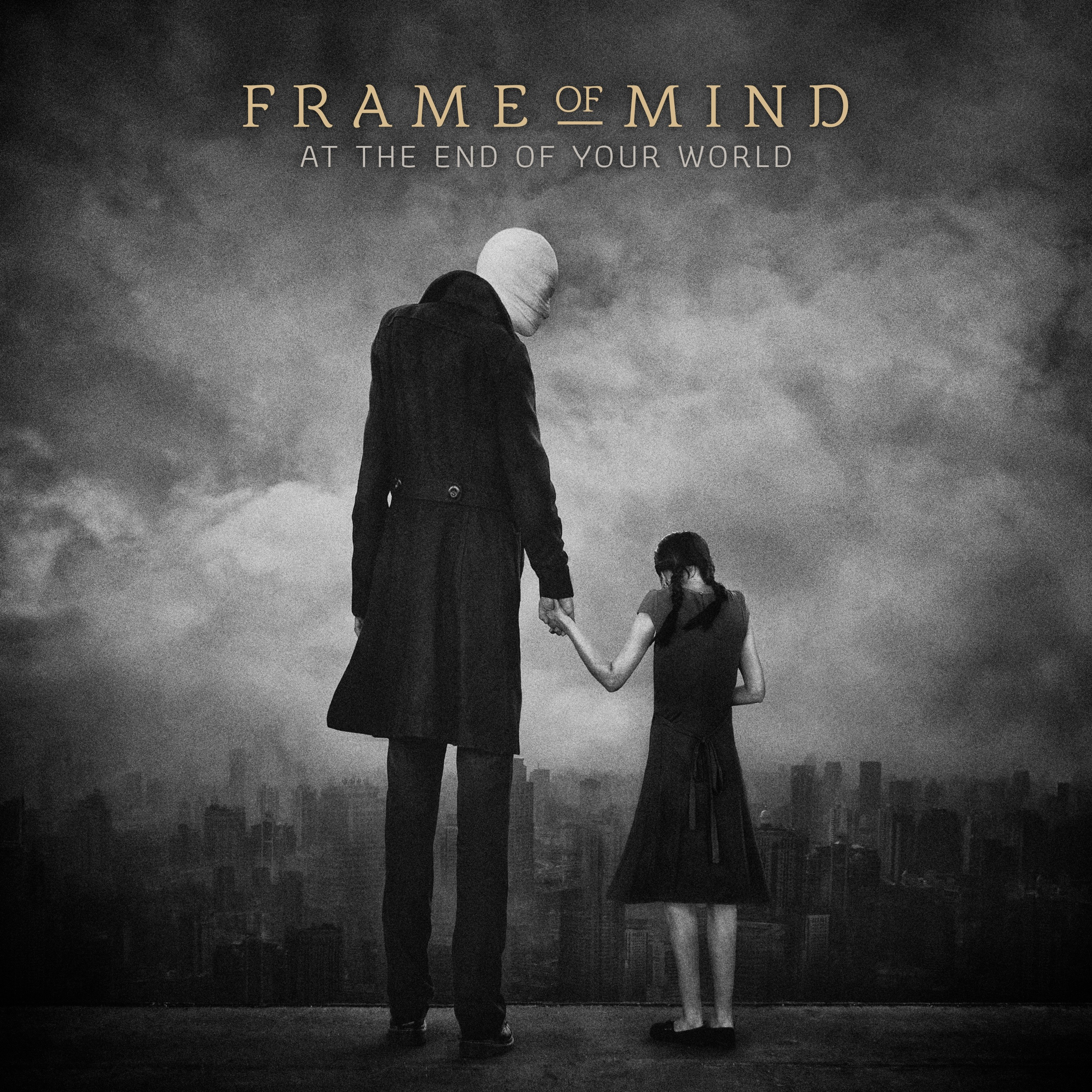 Frame Of Mind - At The End Of Your World - CD