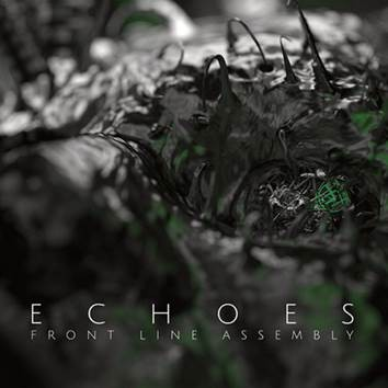 Front Line Assembly - Echoes - CD