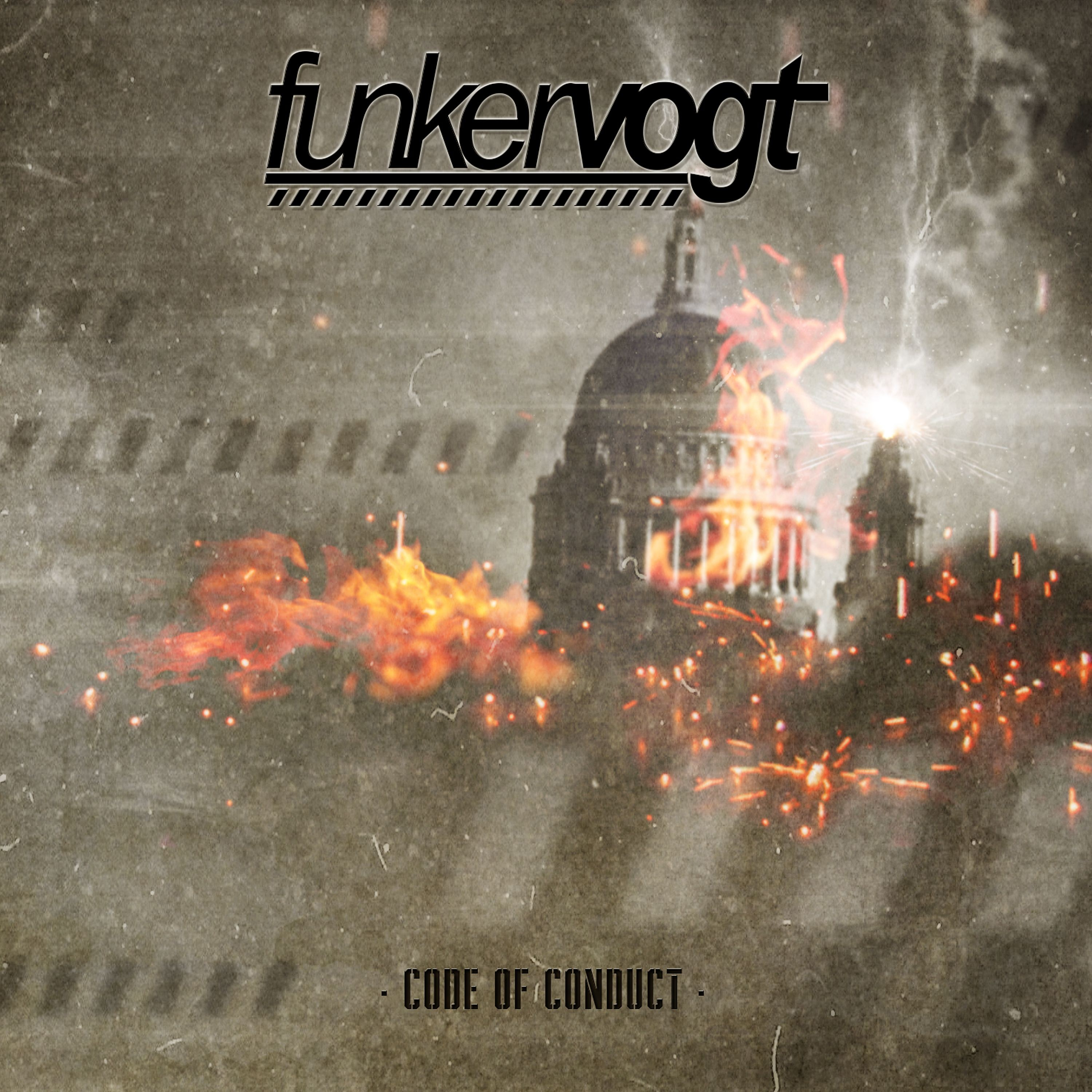 Funker Vogt - Code of Conduct (Limited Edition) - CD