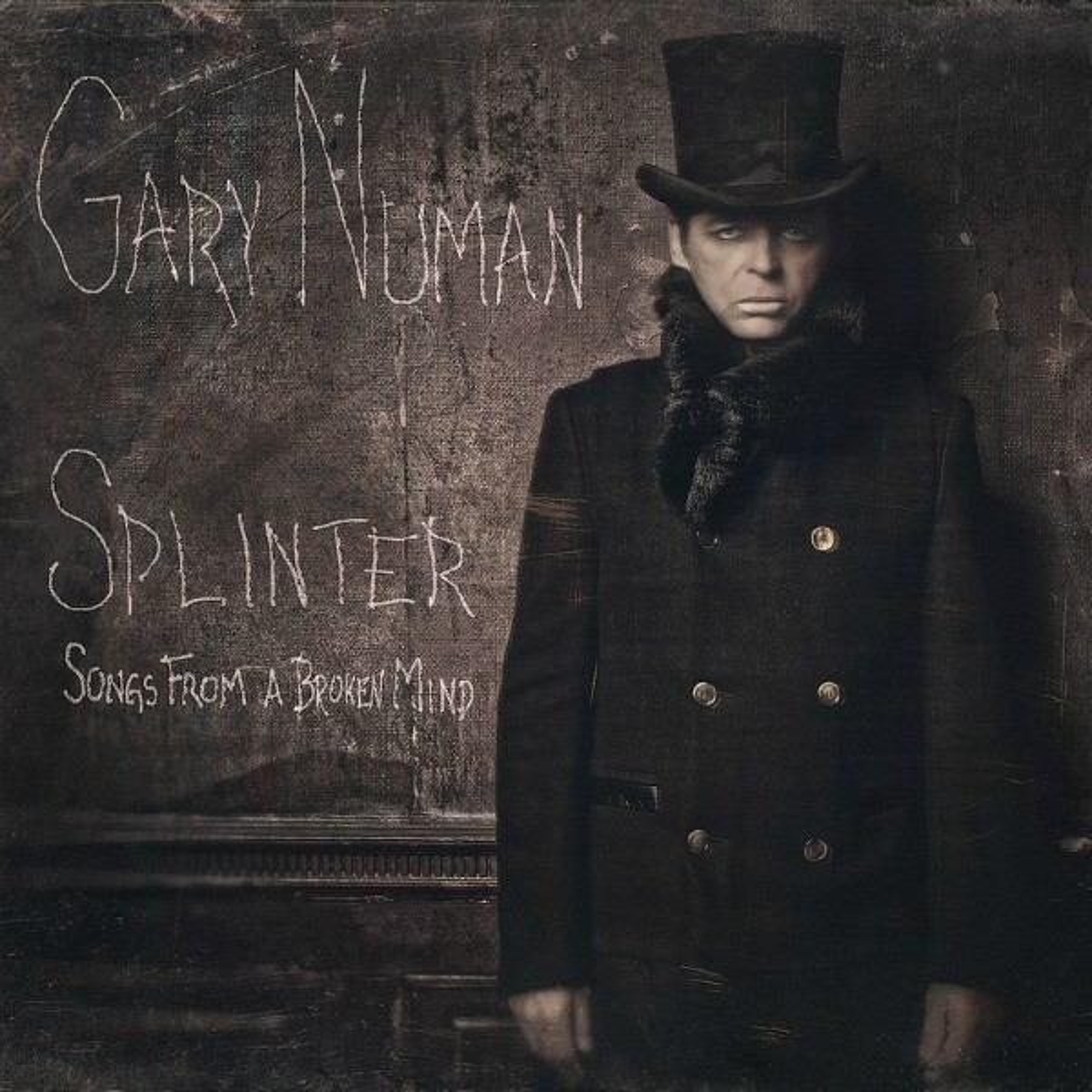 Gary Numan - Splinter (Songs From A Broken Mind) - 2CD