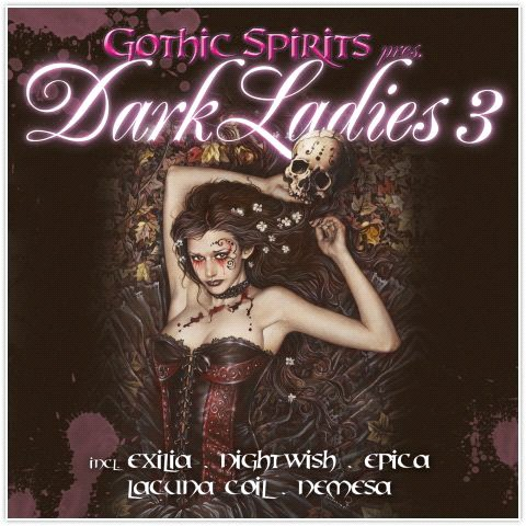 V.A. - Gothic Spirit: Dark Ladies Vol.3 - CD