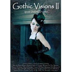 V.A. - Gothic Vision Vol.2 - CD/DVD