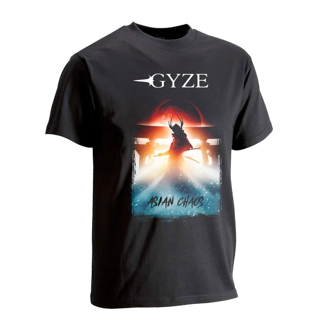Gyze - Asian Chaos - T-Shirt