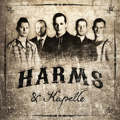 Harms & Kapelle - Meilenstein - CD