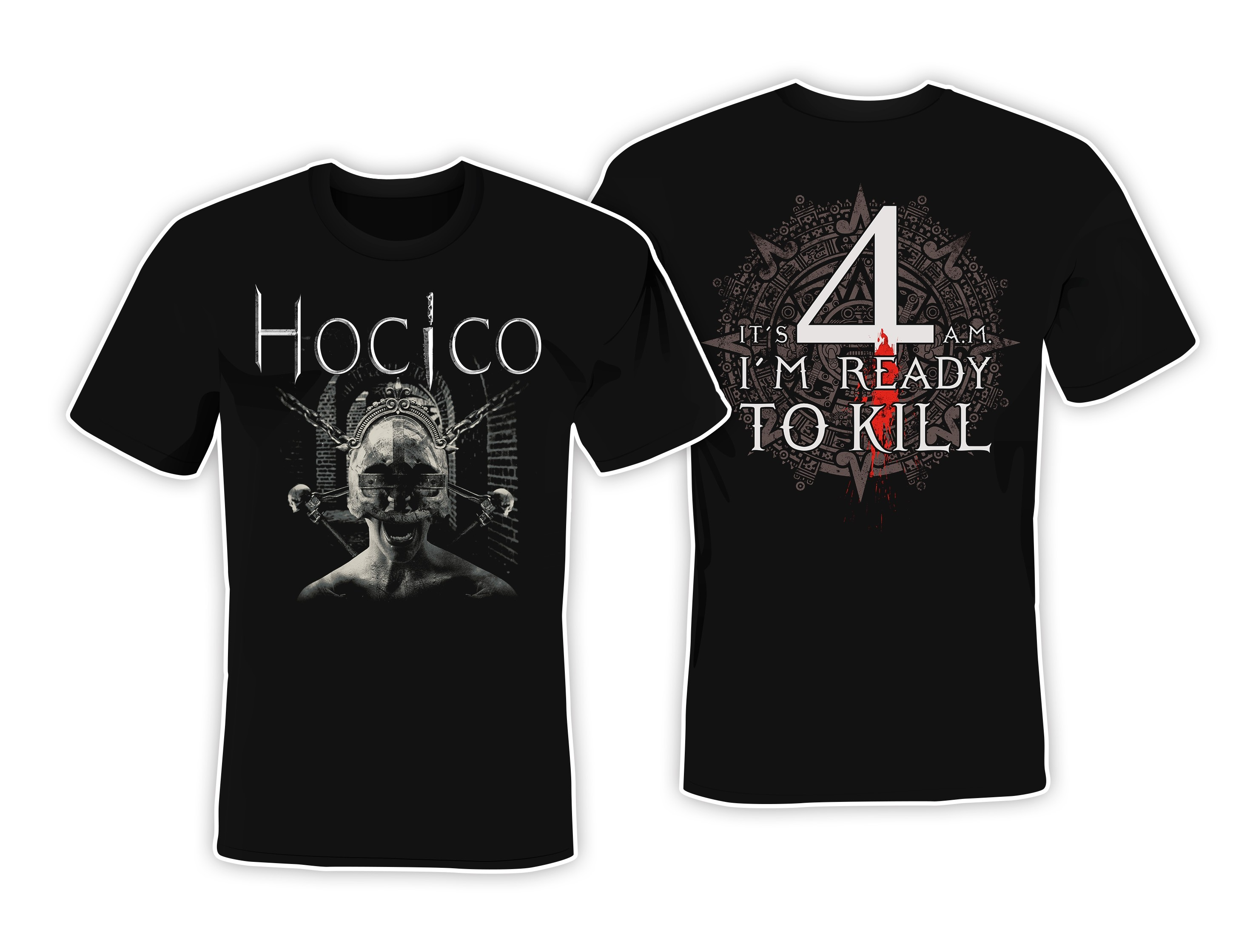 Hocico - Dark Sunday - T-Shirt