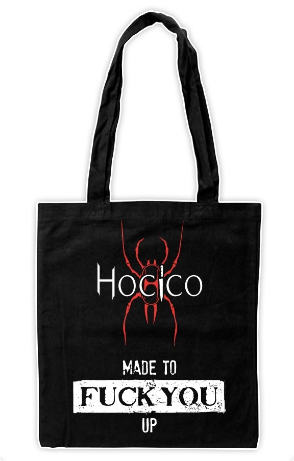 Hocico - Made to fuck you up - Tasche/Bag
