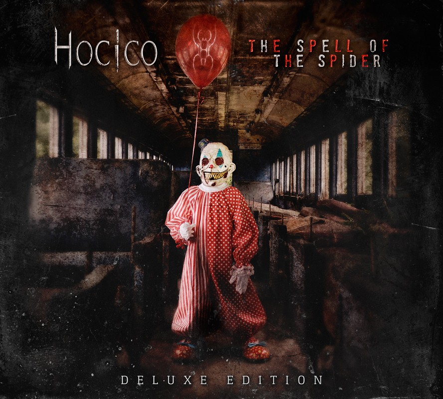 Hocico - The Spell Of The Spider (Deluxe Edition) - 2CD