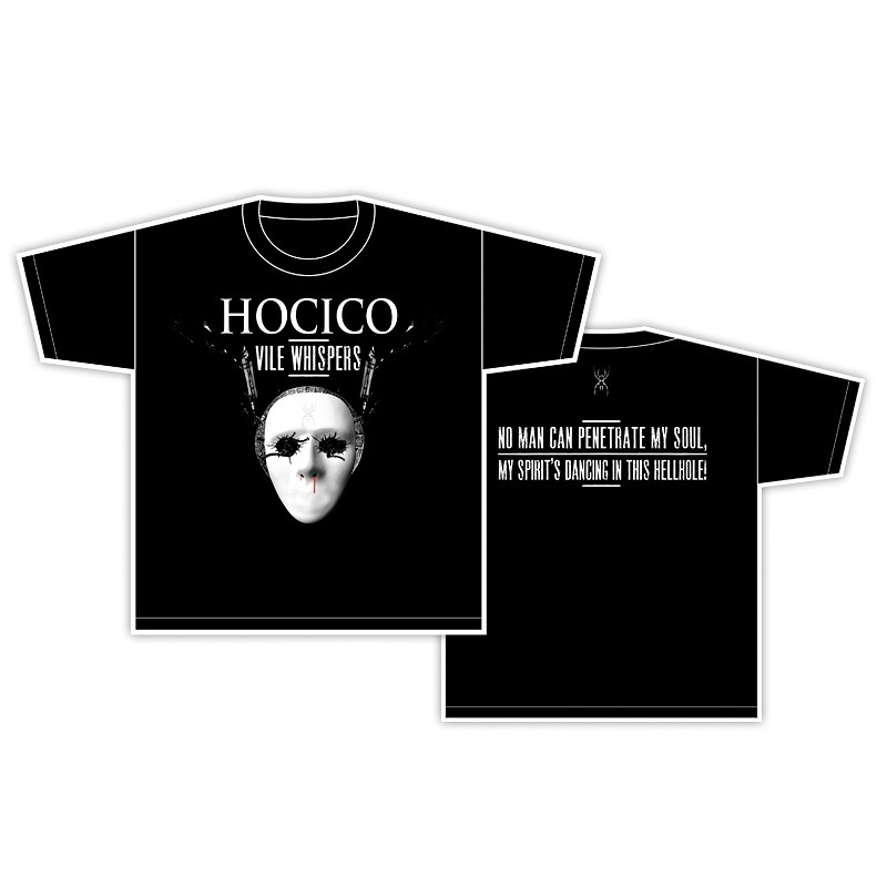Hocico - Vile Whispers - T-Shirt