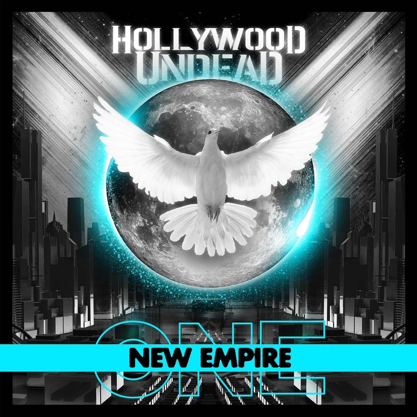 Hollywood Undead - New Empire, Vol.1 - CD