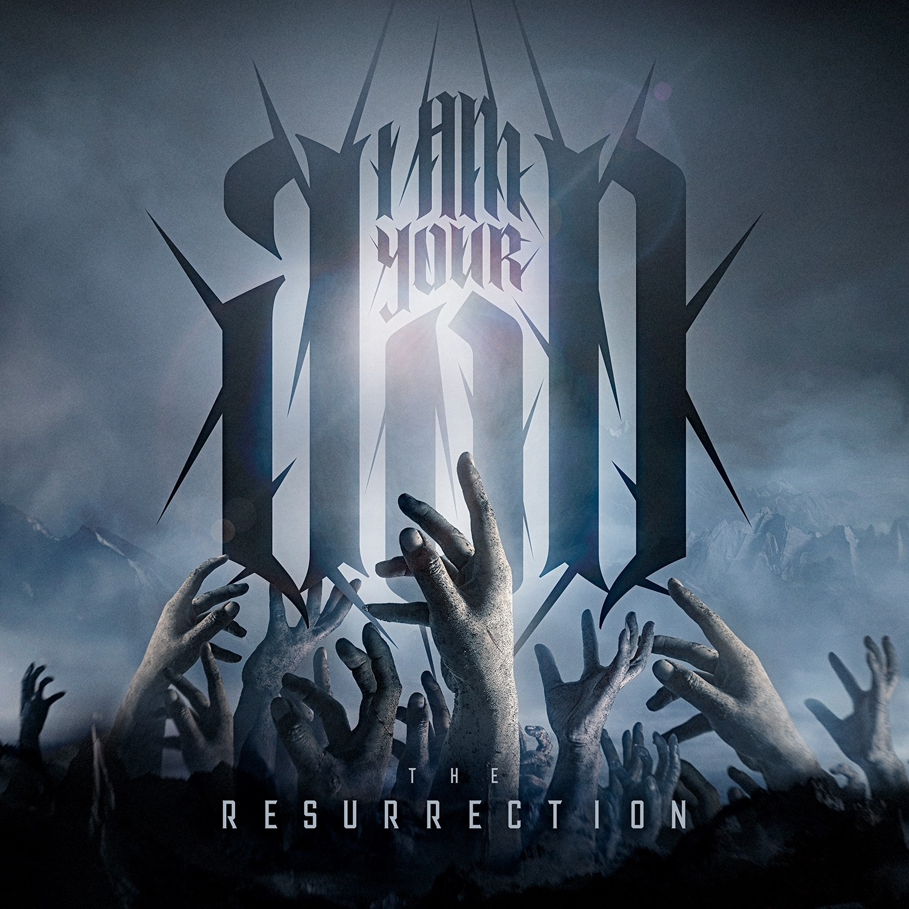 I Am Your God - The Resurrection - CD