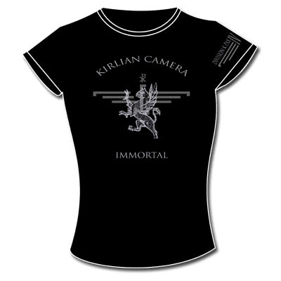 Kirlian Camera - Immortal - Girlie - Girlie Shirt