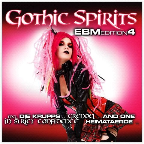 V.A. - Gothic Spirits EBM Edition 4 - 2CD