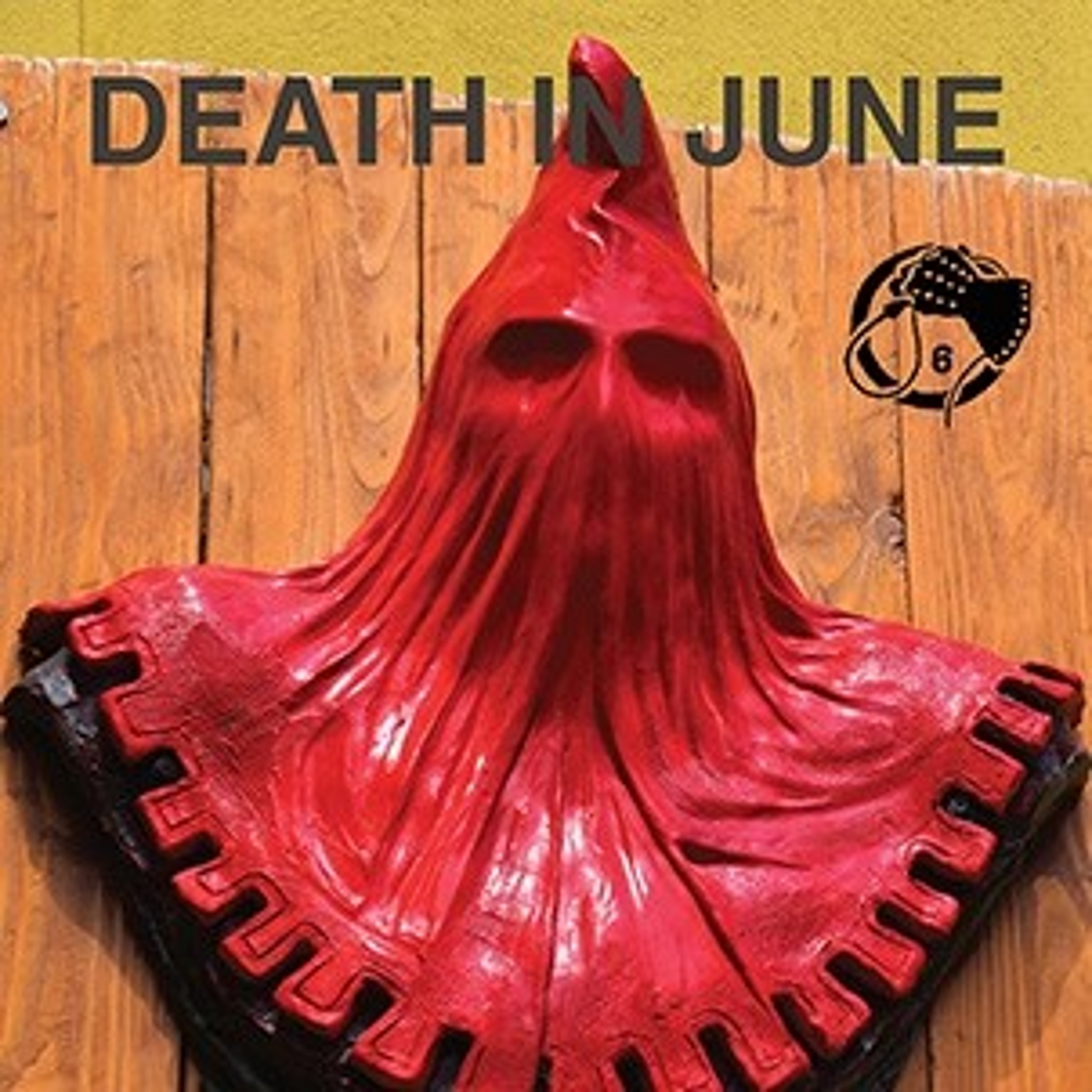 Death In June - Essence! (Limited Translucent Pink) - LP