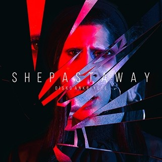 She Past Away - Disko Anksiyete - CD