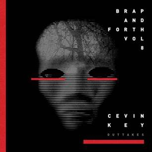 Cevin Key - Brap & Forth Vol.8 - CD