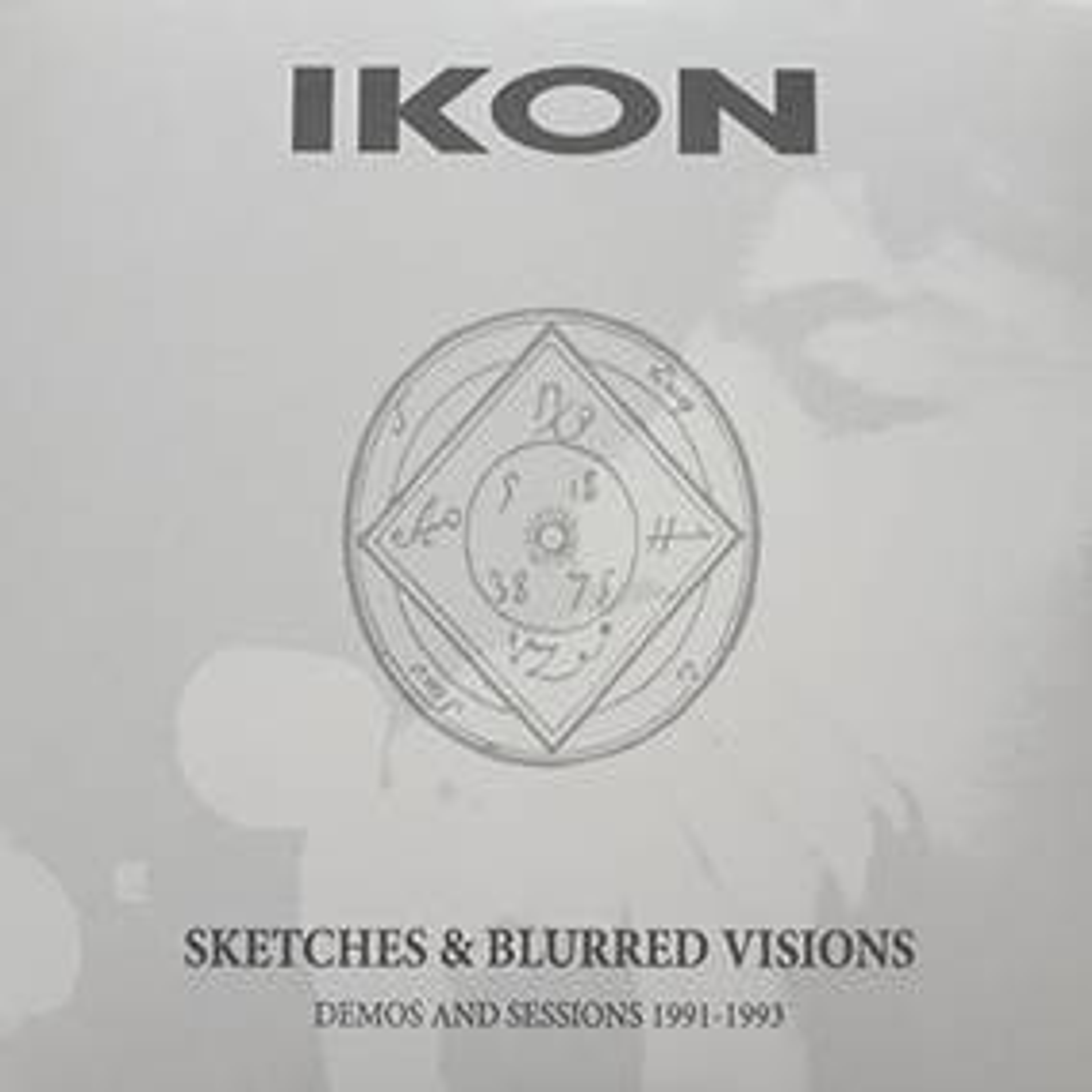 Ikon - Sketches & Blurred Visions - CD+DVD