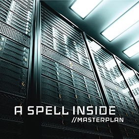 A Spell Inside - Masterplan - CD