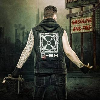 X-RX - Gasoline And Fire - CD