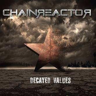 Chainreactor - Decayed Values - CD