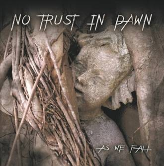 No Trust In Dawn - As we fall - CD