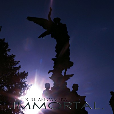 Kirlian Camera - Immortal -  - ltd. 10inch Vinyl (PROMO Version - without number)