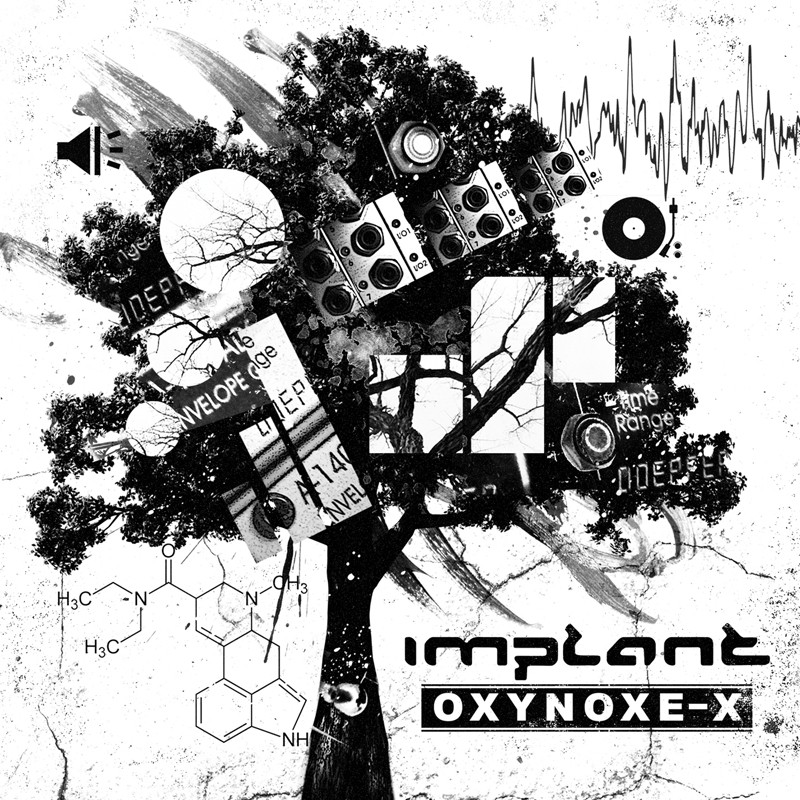 Implant - Oxynoxe-X - CD