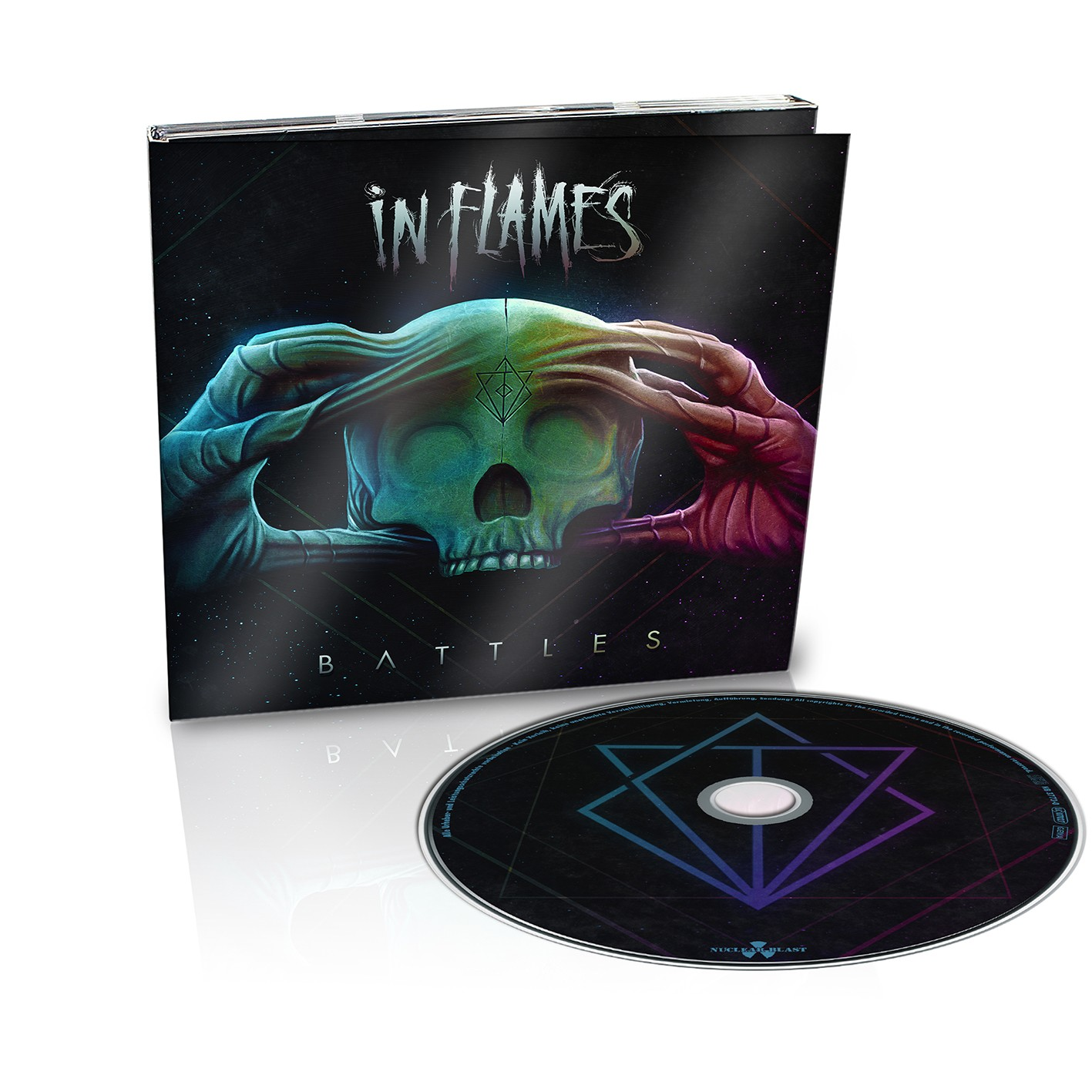 In Flames - Battles - CD DigiPak