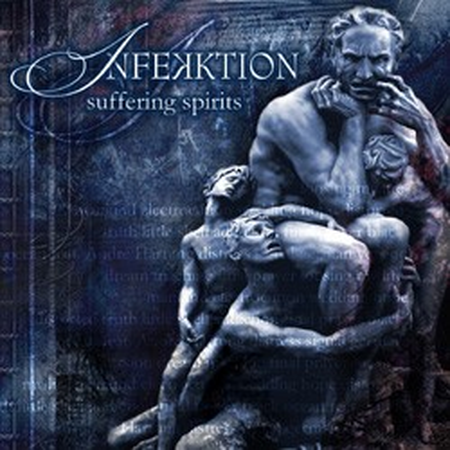 Infekktion - Suffering Spirits - CD