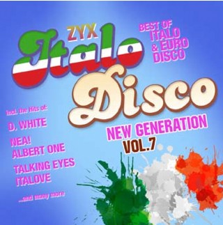 V.A. - ZYX Italo Disco New Generation Vol.7 - 2CD