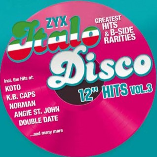 "V.A. - ZYX Italo Disco 12"" Hits Vol. 3 - 2CD"