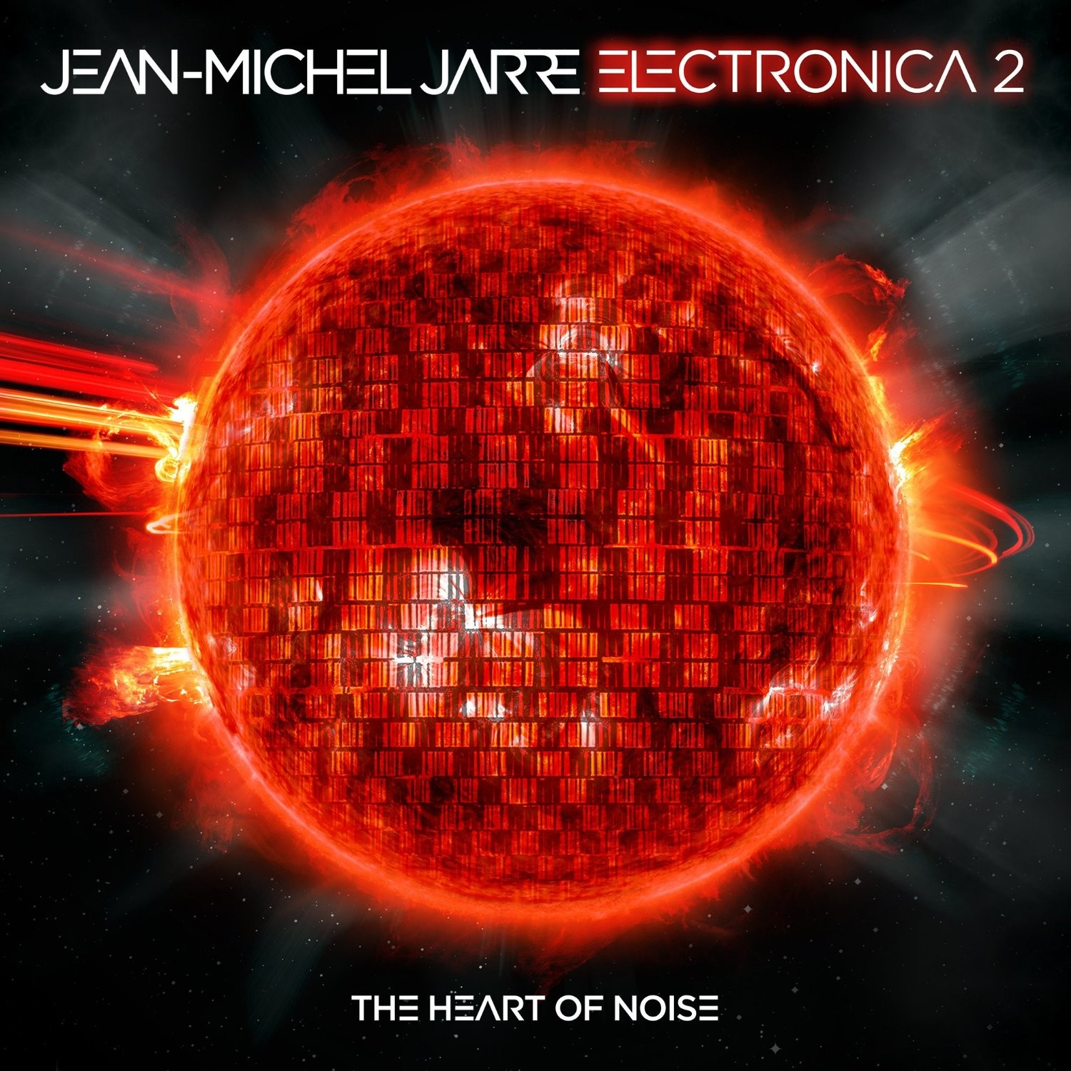 Jean Michel Jarre - Electronica 2: The Heart of Noise - CD