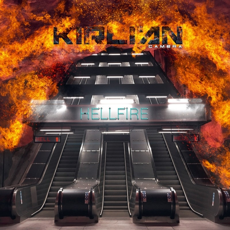 Kirlian Camera - Hellfire (Limited Black Vinyl) - LP EP