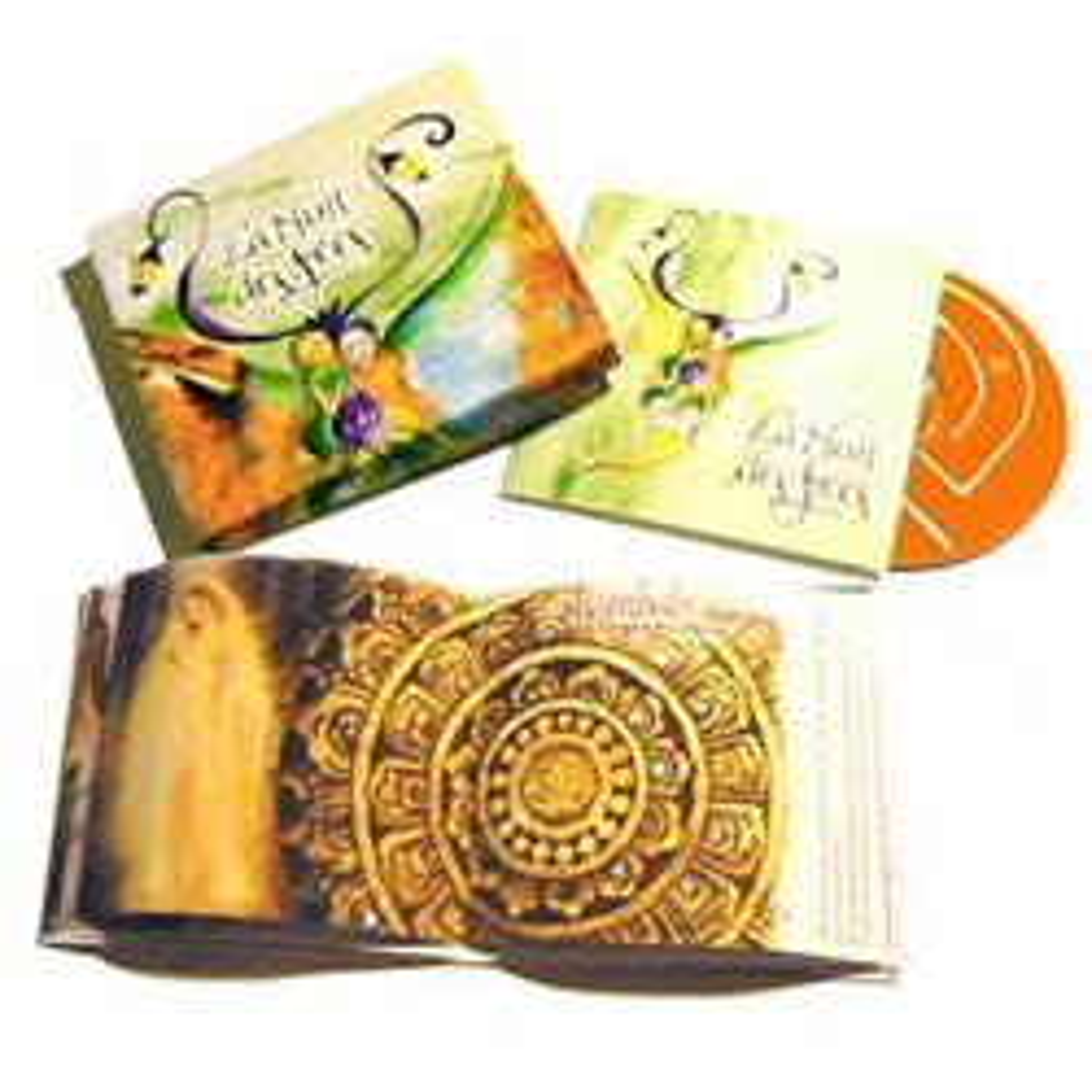 V.A. - La Nuit des Feés - CD - CD Box