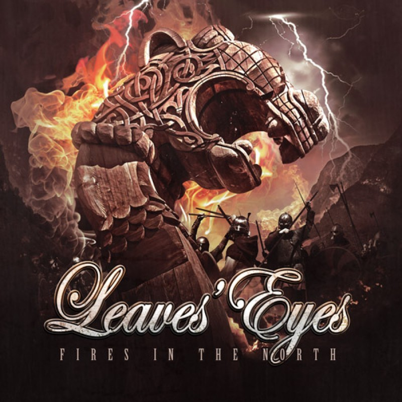 Leaves' Eyes - Fires In The North - CD EP