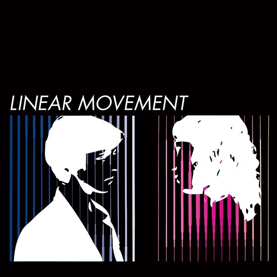 Linear Movement - On The Screen - LP