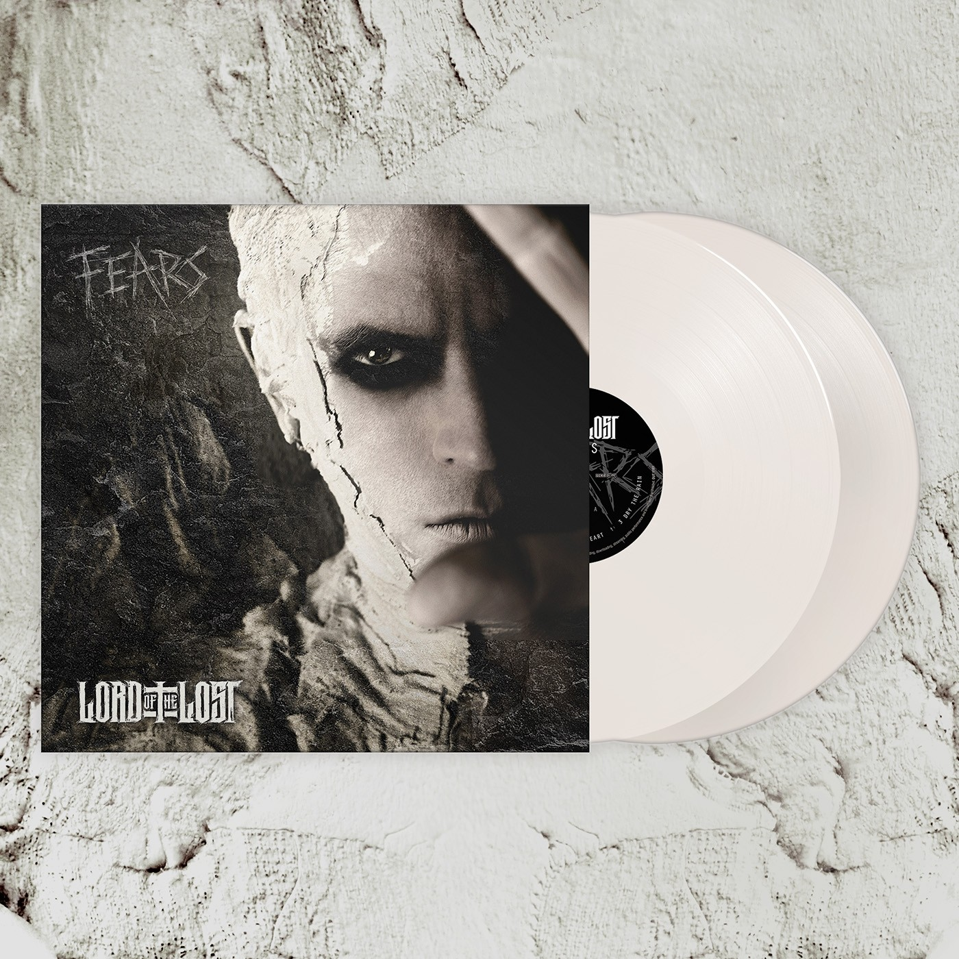Lord Of The Lost - Fears (10th Anniversary Edition) - 2LP