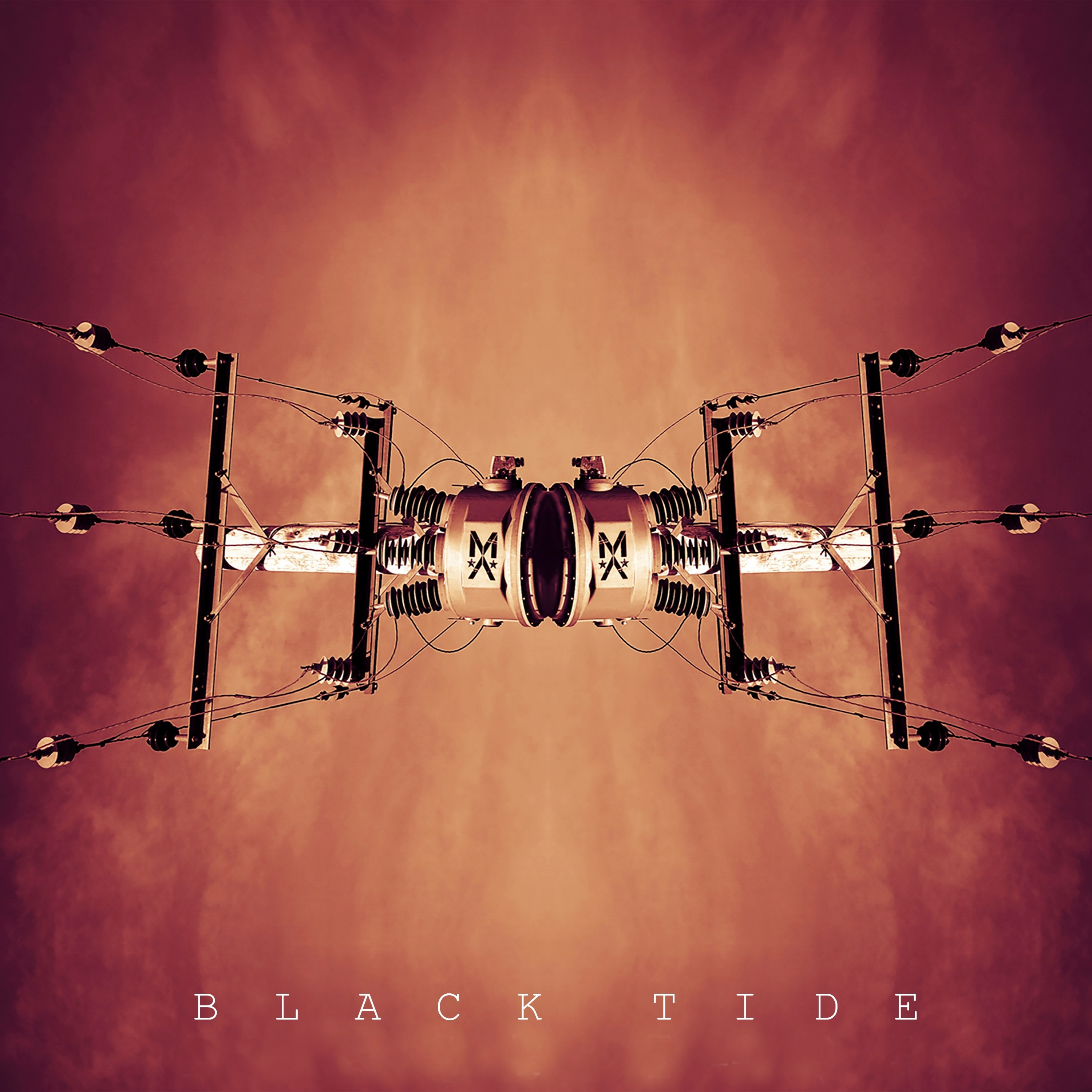 Machinista - Black Tide - MaxiCD