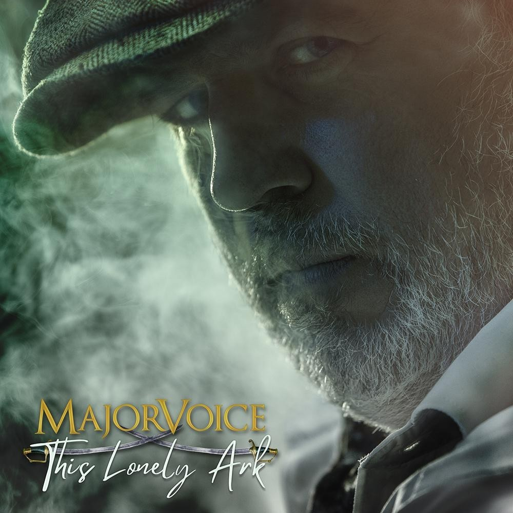 MajorVoice - This Lonely Ark - CD