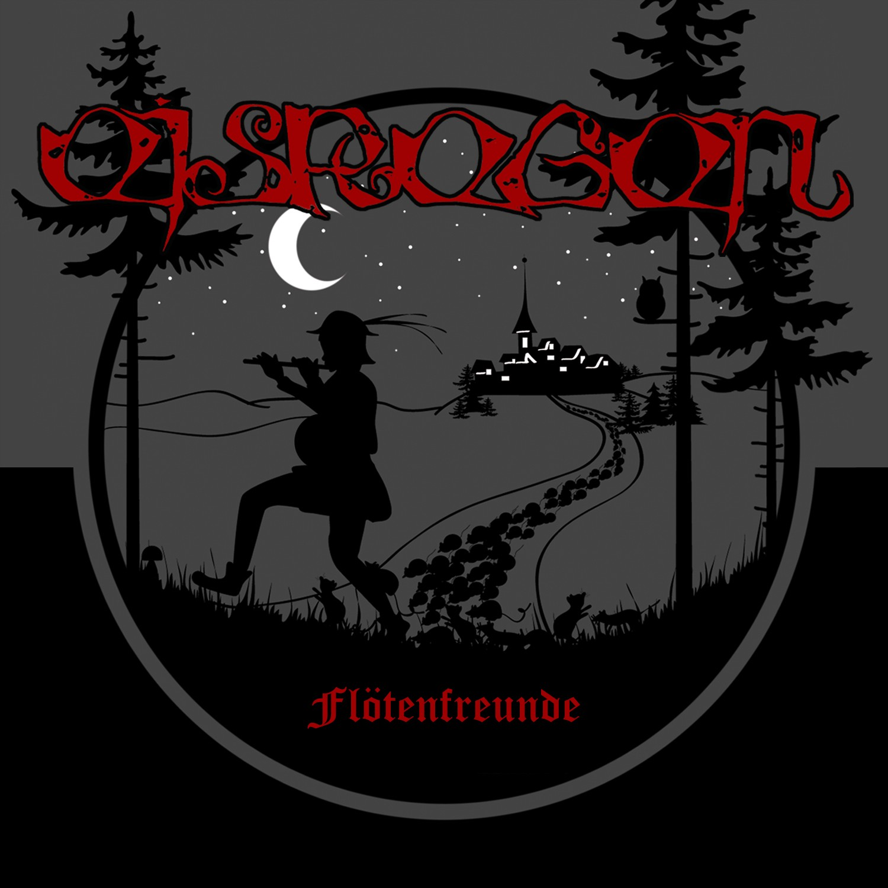 Eisregen - Flötenfreunde - CD