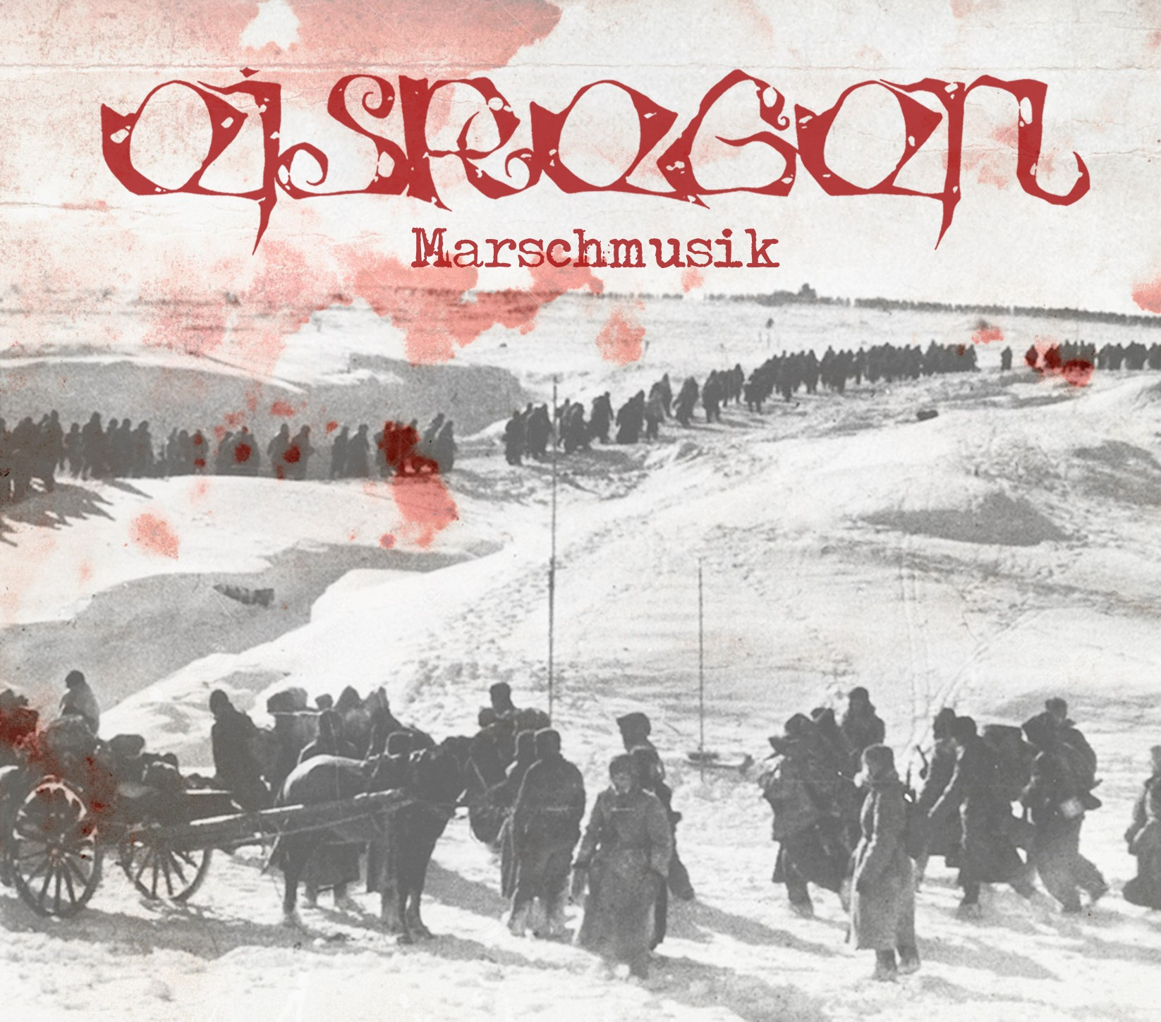 Eisregen - Marschmusik - CD - Limited DigiPak