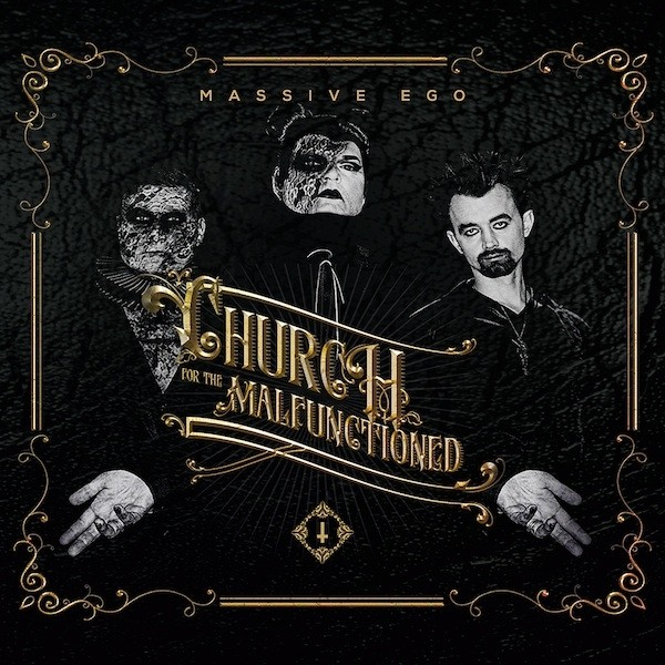 Massive Ego - Church For The Malfunctioned - 2CD