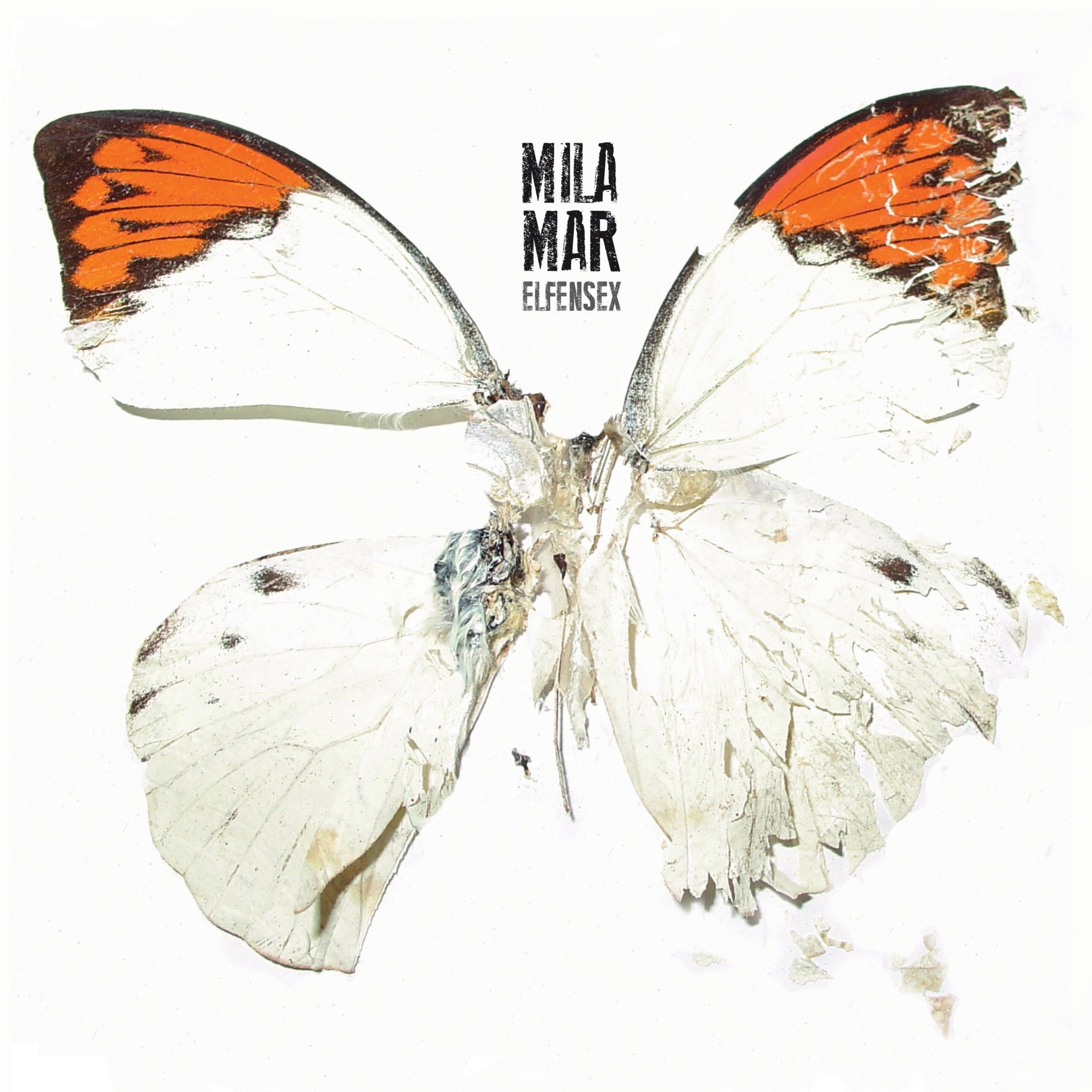 Mila Mar - Elfensex - CD